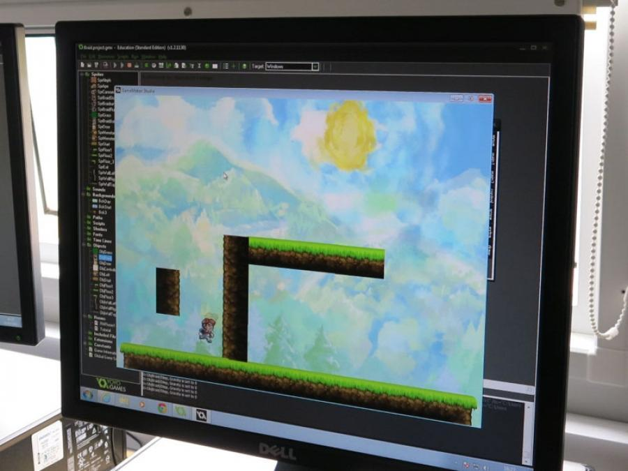 Game Design Courses For Children